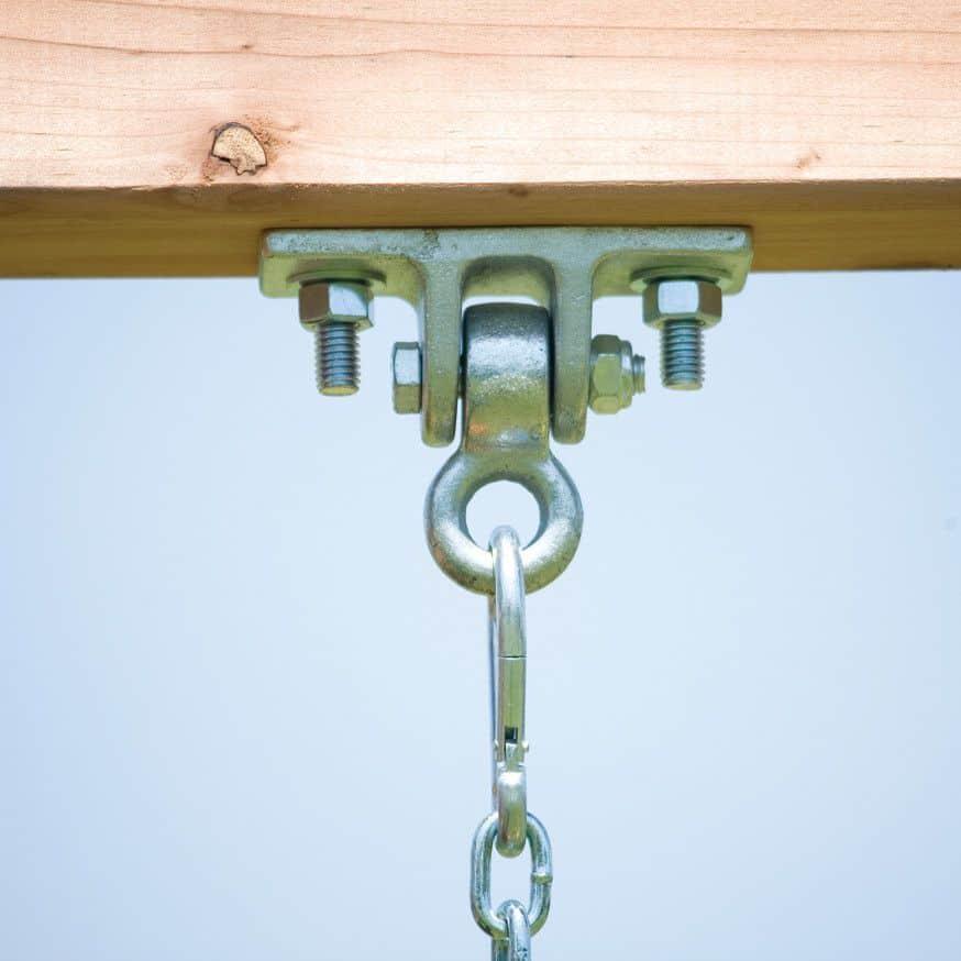 swing mounting hardware