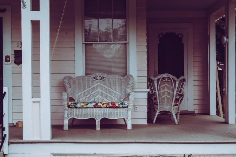 old smelly patio furniture is nothing to laugh at