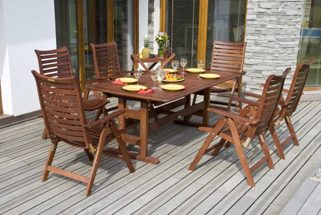 Patio Furniture Materials Ranked By, What Is The Most Durable Patio Furniture